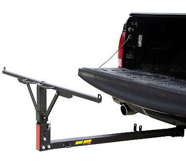 inflatable-boat-transport-truck-bed-extender