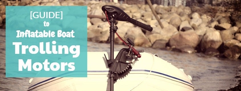 Inflatable Boat Electric Trolling Motors