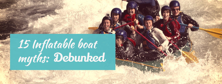 15 Inflatable Boat Myths: Debunked 1
