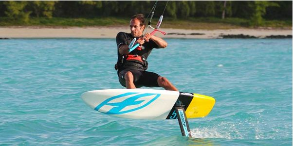 Hydrofoil on a motorized SIB: yes or no? 4