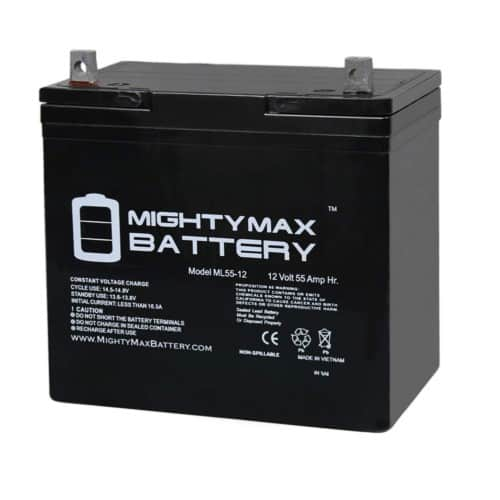 Mighty Max Battery Agm 55ah