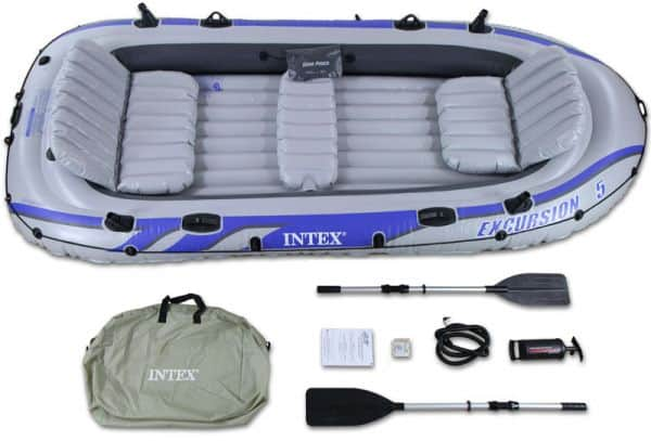 Intex Excursion 5 review - A day on the water 1