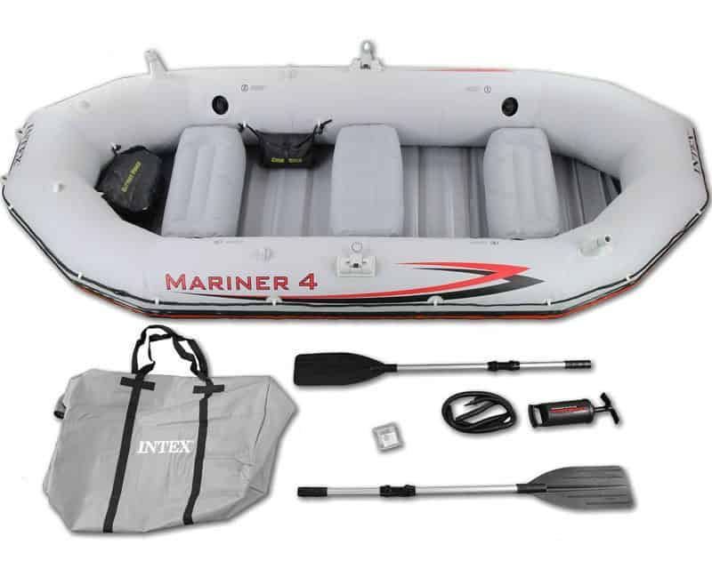 Intex Mariner 4 Accessories