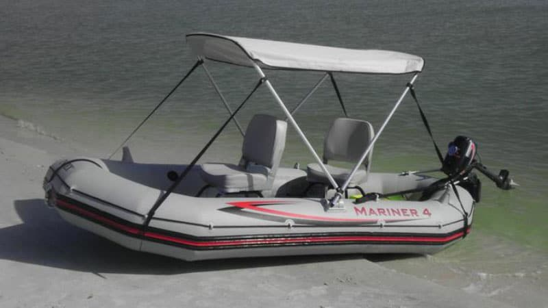 Intex Mariner 4 Canopy