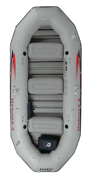 Intex Mariner 4 Top View