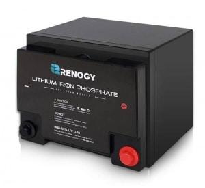 Renogy 50 Ah Battery