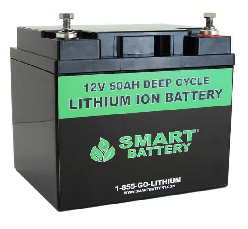 Smart Battery 50 Ah Lithium