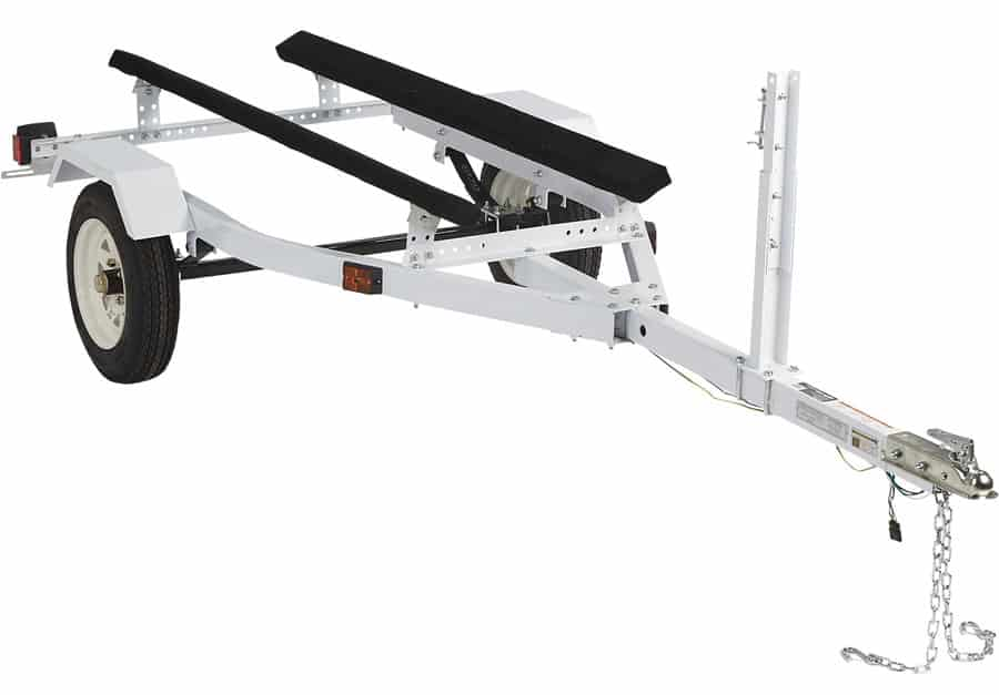 Ironton Personal Watercraft Boat Trailer Kit