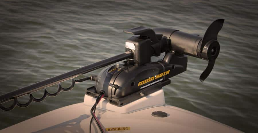 Bow Mounted Remote Control Trolling Motor