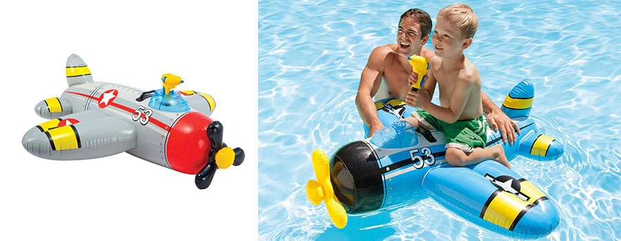 Intex Water Gun Plane For Swimming Pool