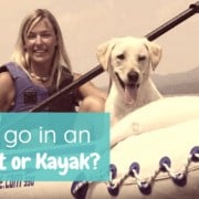 Can Dogs Go In Inflatable Kayak Boat