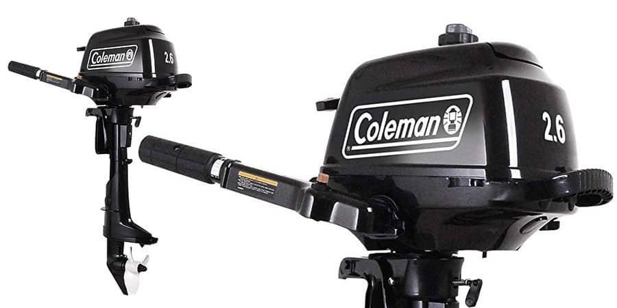 Coleman Powersports 2 6 Motor