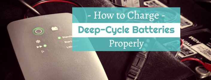 How to Properly Charge a Deep Cycle Trolling Motor Battery for Longevity