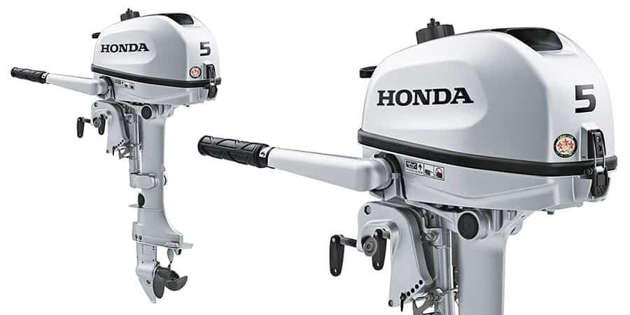 Honda 5s Outboard Motor