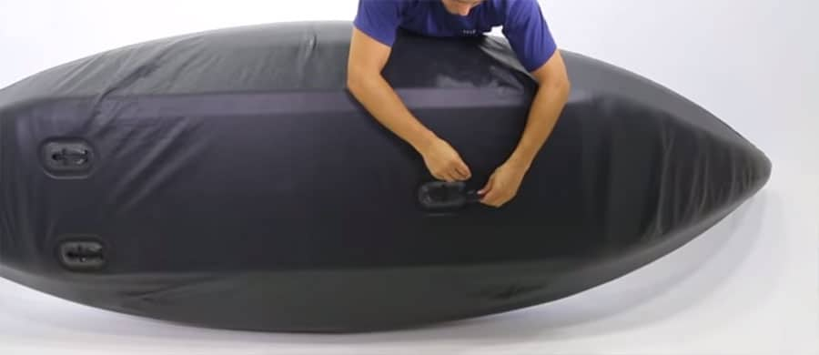 How To Inflate Kayak Steps 5