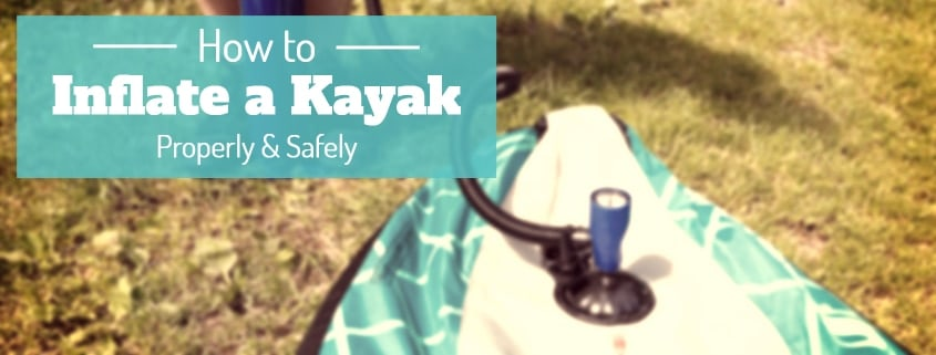 How To Inflate Kayak