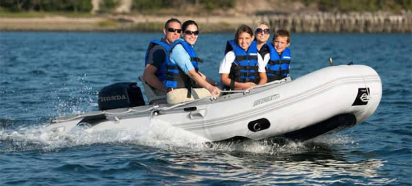 Sea Eagle 126sr 6 Person Inflatable Boat