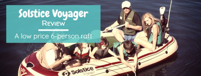 Solstice Voyager Inflatable Raft Review