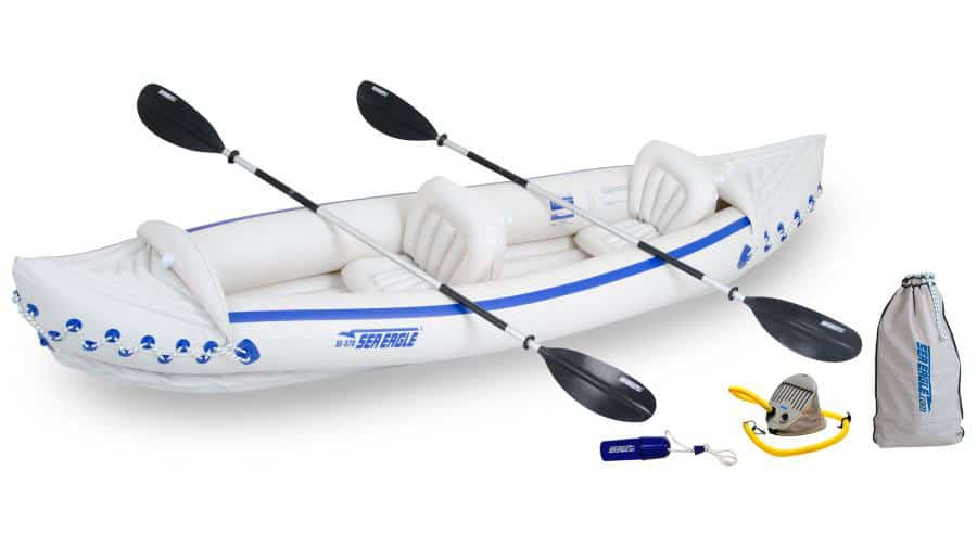 Sea Eagle 370 Inflatable Sports Kayak