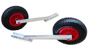 Brocraft Boat Launching Wheels