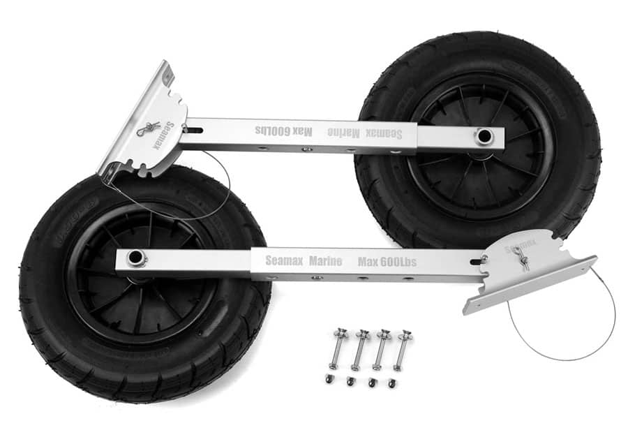 Seamax Deluxe 4x4 Boat Launching Dolly