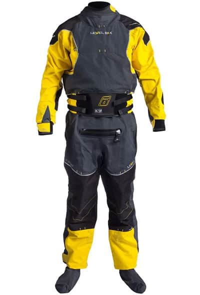 Level Six Emperor 3 0 Ply Drysuit Review