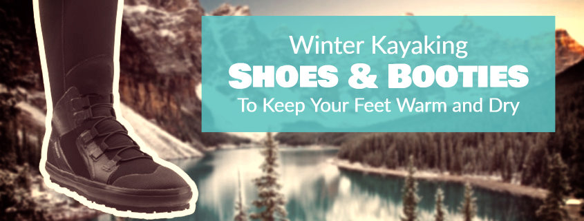 Winter Kayaking Shoes Booties