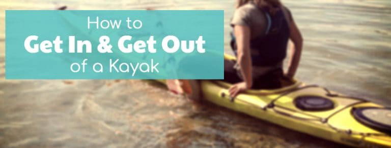 5 Safe Ways to Get In and Out of a Kayak